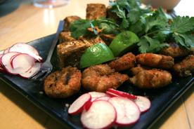 shrimp & tofu